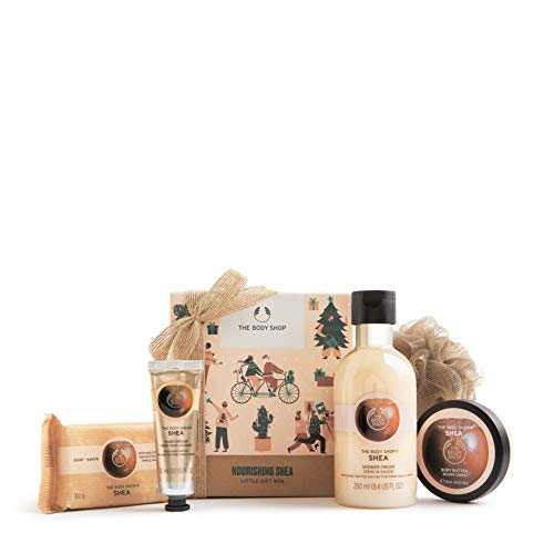 The Body Shop Nourishing Small Gift Set, Made With Community...