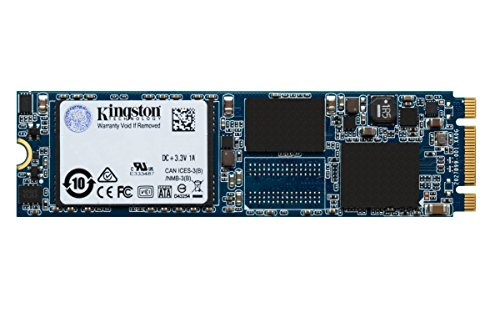 Kingston SUV500M8/480G Disque Flash SSD interne 480 Go Negro