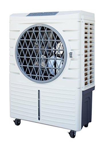 SPT 101-Pint Heavy-Duty Indoor/Outdoor Evaporative Cooler, Multi