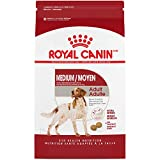 Royal Canin Medium Breed Adult Dry Dog Food, 30 pounds. Bag
