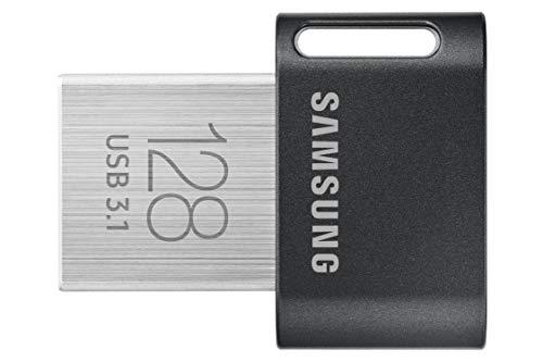 Samsung Memorie Fit Plus USB Flash Drive, USB 3.1,...