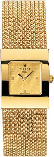 Tissot TISSOT BELLFLOWER LADY 18K GOLD T73.3.321.21 Orologio da polso donna