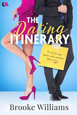 The Dating Itinerary by [Brooke Williams]