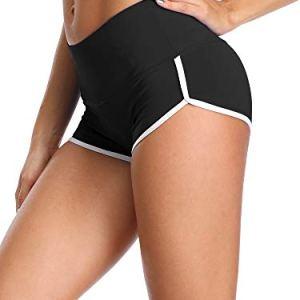 Cadmus Women's Workout Yoga Gym Shorts 21