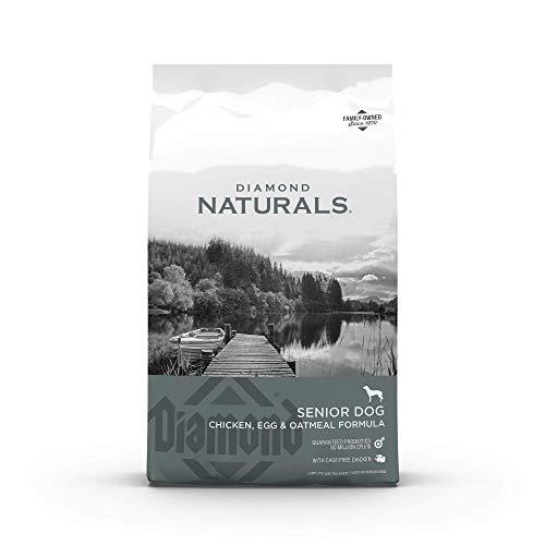 Diamond Naturals Senior Real Meat Recipe Natural...