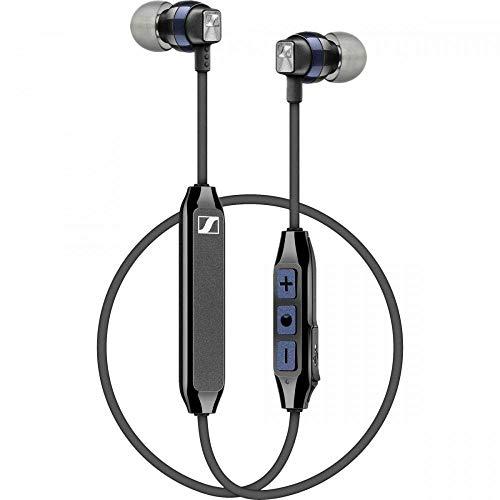 Sennheiser CX 6.0BT 507447 Wireless Bluetooth in Ear Earphone with Mic (Black)