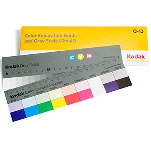 Kodak コダック カラーセパレーションガイド&グレースケール Q-13  8インチ 1527654