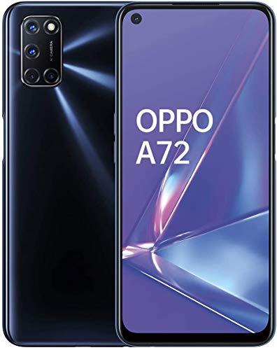 OPPO A72 – Pantalla de 6.5' (FHD+, 4GB/128GB, Snapdragon 665,...