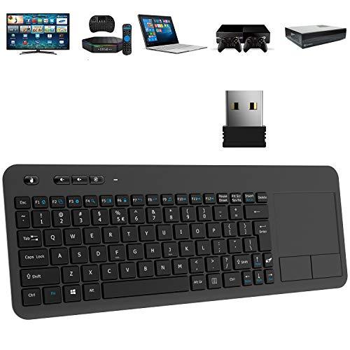 Wireless Keyboard, TedGem 2.4G Wireless Keyboard...