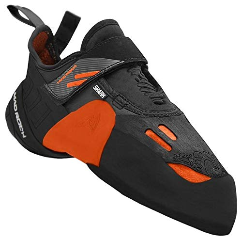 Mad Rock Shark 2.0 Climbing Shoe - Orange/Black 9.5