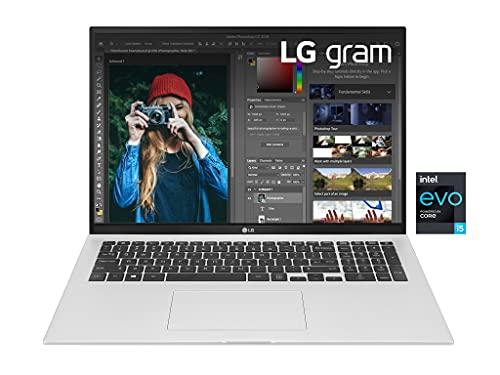 LG Gram 17Z90P, Display 17' Quad HD 16:10 IPS,...
