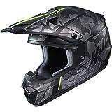 HJC CS-MX2 ヘルメット - Sapir (XXX-ラージ) (Hi-Viz/Camo)