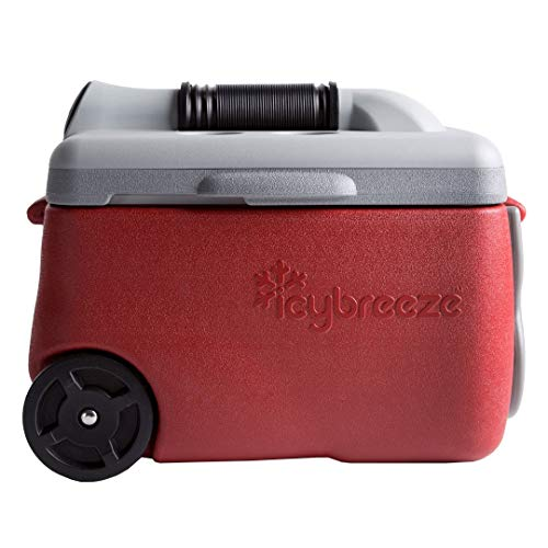 IcyBreeze V1 Cooler - Chill Package | No Battery, Direct Power Unit | Ultimate Stationary Package