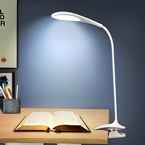 OPPLE 3W Reading Light LED Rechargeable Light with Flicker Free Desk Book Lamp (Natural Light,...