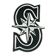 Made of heavy duty chrome and feature a molded 3D team logo Emblems resist the elements and look great for years Easy to install, just peel and stick, it's a breeze Can be removed if wanted, and it will not damage your vehicle Attaches without use of...