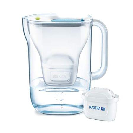 BRITA Style Soft Blue Wasserfilterkanne