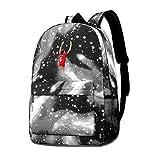Lawenp Galaxy Backpack Gerrard Kid's Fashion Mochilas Bolsa para Viajes Escolares Negocios Compras Trabajo