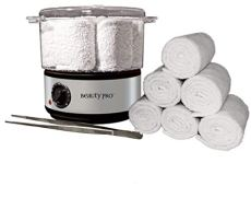 Beauty Pro Hot Towel Steamer Kit