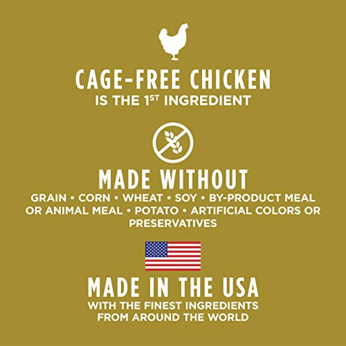 Product Image 5: Instinct Ultimate Protein Grain Free Cage Free Chicken Recipe Natural Dry <a href=