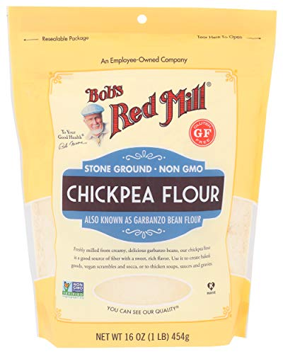 BOBS RED MILL Chickpea Flour, 16 OZ