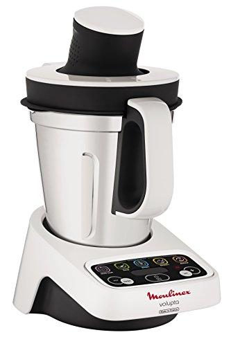 Moulinex HF404113 Robot de cocina multifunción, capacidad de 3 l,...
