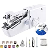 Eadidi Handheld Sewing Machine, Mini Handy Cordless Portable Sewing Machine,...