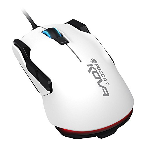 Roccat KOVA - Pure Performance Gaming ACCSWHITE