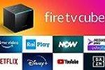 Presentiamo Fire TV Cube   Lettore multimediale per lo streaming con controllo vocale tramite Alexa e 4K Ultra HD