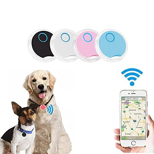 Anti Perdu Collier GPS Chats Localisateur, Traceur GPS Chien, Animaux domestiques Chien Chat véhicules Enfants âgées Mini SOS Outdoor Navigation GPS localisation. (Noir)