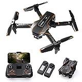 Q10 Mini Drone con Telecamera HD 720P FPV Pieghevole Drone per...