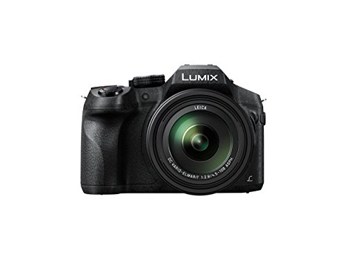 Panasonic Lumix DMC-FZ300 Fotocamera Digitale 12.1 Megapixel, 24x Zoom Ottico, Display da 3'