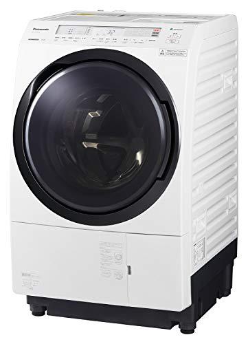 パナソニック ななめドラム洗濯乾燥機 11kg 右開き 液体洗剤・柔軟剤 自動投入 クリスタルホワイト NA-VX80...