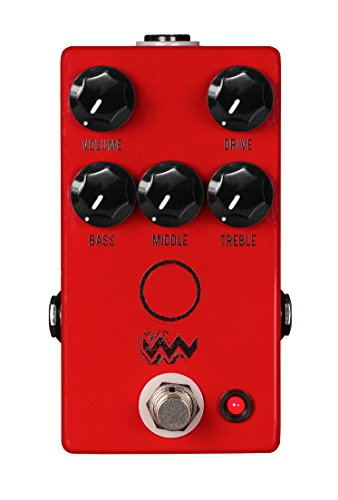 JHS Angry Charlie V3 Distortion Guitar Effects Pedal