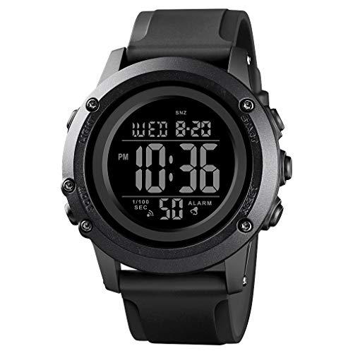 Men's Digital Sports Watch Large Face Waterproof Wrist Watches...