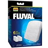 Fluval Fine Filter Water Polishing Pad for 304/305/404/405 Models - 6-Pack