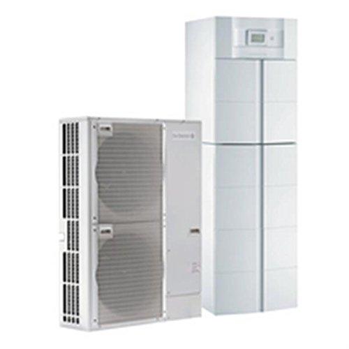 DE DIETRICH-Module hydraulique MIV-3 H pour appoint externe pour pompe à chaleur air eau gamme Alezio 2 V220 Evolution de 11 à 16kW monophasé colis EH