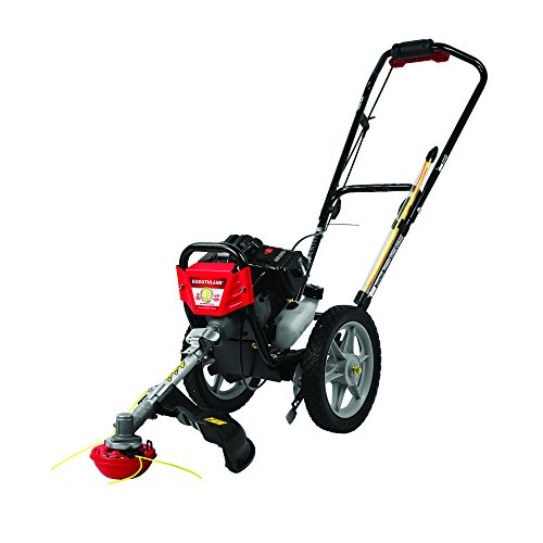 Southland Outdoor Power Equipment SWSTM4317 Southland Wheeled String Trimmer, Black/red