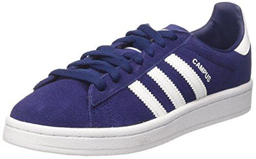 adidas Campus J, Zapatillas de Deporte Unisex niños, Azul (Azuosc Ftwbla), 38 EU