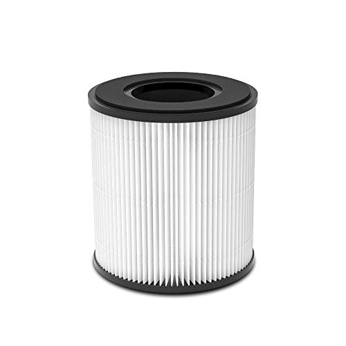 DIKI Luftreiniger Ersatzfilter, hocheffizientes HEPA-Kombifilter & Aktivkohlefilter Set