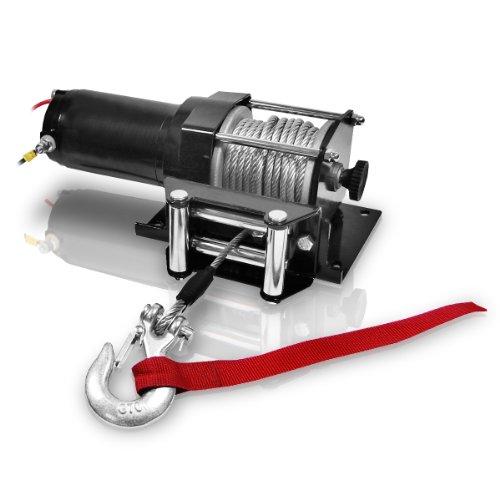 Berlan BESW3000 Treuil électrique 12 V 1360 kg