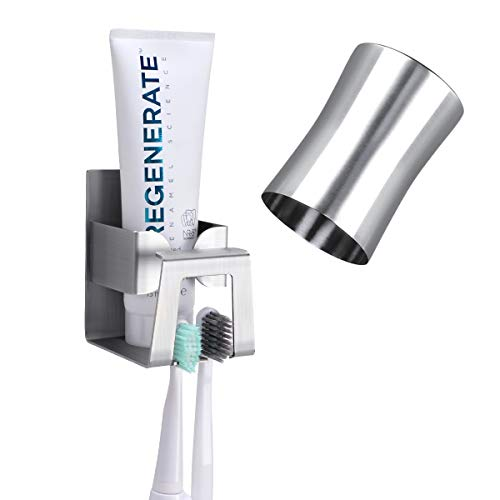 41CMhSC6GmL - The 7 Best Toothbrush Holders That Will Keep Your Toothbrush Germ-Free