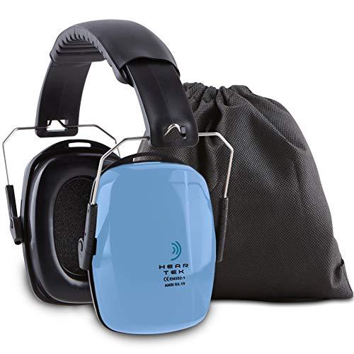 HEARTEK Hearing Protection Noise Cancelling Ear Muffs,...