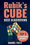 Rubik's Cube Best Algorithms: Top 5 Speedcubing Methods with Finger Tricks included