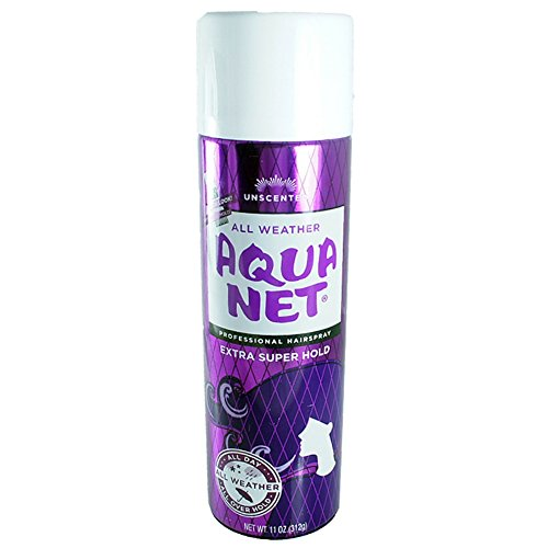 Aqua Net Hair Spray (Unscented)