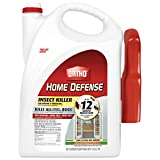 Ortho Home Defense Insect Killer for Indoor & Perimeter2 Ready-to-Use - with Trigger Sprayer, Long-Lasting Control, Kills Ants, Cockroaches, Spiders, Fleas & Ticks, Non-Staining, Odor Free, 1 gal.