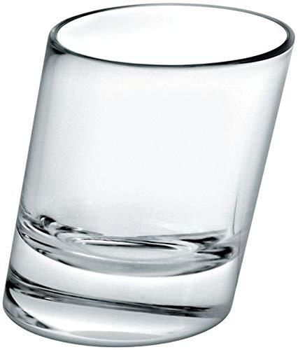 Pisa bicchierini 51gram/50mlConfezione da 6| 5cl bicchierini, bicchierini angolati, inclinati shot...