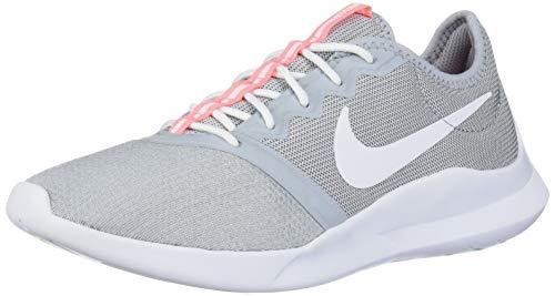 Nike Women's VTR Sneaker, Wolf Grey/white-lava glow, 9 Regular US