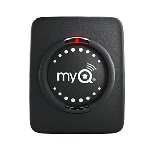 MyQ Smart Garage Door Opener Chamberlain MYQ-G0301 – Wireless & Wi-Fi enabled Garage Hub with Smartphone Control, 1 Pack…
