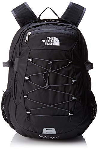 "The North Face Borealis Classic, Zaino Unisex Adulto, Vano laptop 15"", Nero (TNF Black/Asphalt Grey), Taglia unica"