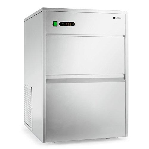 Klarstein macchina per cubetti ghiaccio 380W 50Kg/giorno